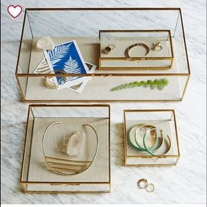 Brand New West Elm Large Shadow Box